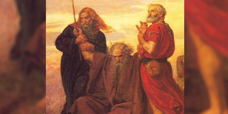 Servant: God accepted no excuses from Moses then – he accepts no excuses from us now.