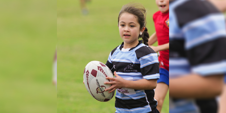 """Rugby union: """"These carnivals also are a great opportunity for our schools to connect with each other and enable children from across our system to access an experience of sport and wellbeing which is quite unique."""""""