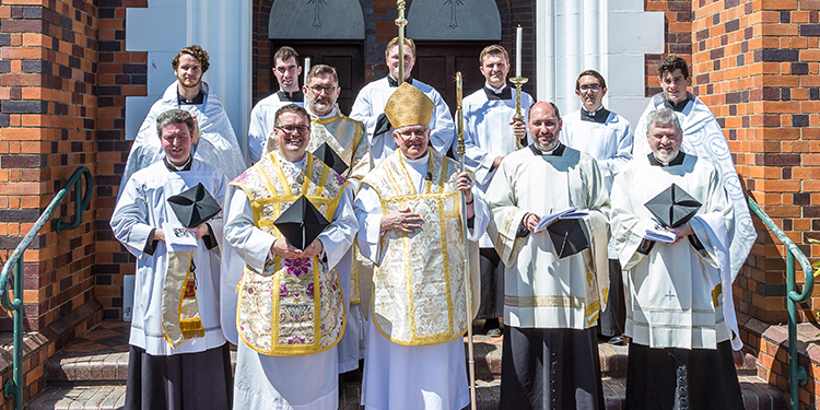 Community: The life of an Oratory priest was stable and enduring because Oratorians committed themselves to one parish for the rest of their lives, Fr Power said.