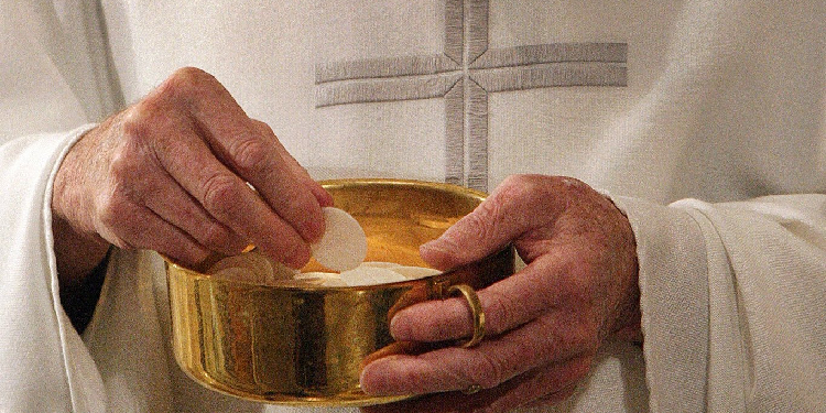 Thanksgiving: Eucharist is the source and summit of the Catholic faith.
