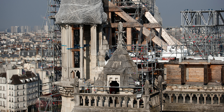 Reconstruction: After more than two years, Notre-Dame Cathedral has been given the green light to begin reconstruction.